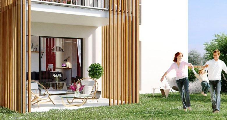 Achat / Vente programme immobilier neuf Villenave d'Ornon proche centre-ville (33140) - Réf. 1558