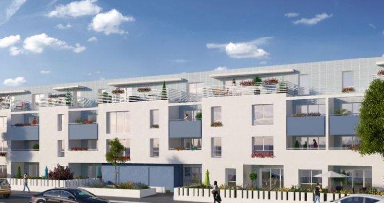 Achat / Vente programme immobilier neuf Villenave-d'Ornon proche écoles Jean Macé (33140) - Réf. 528