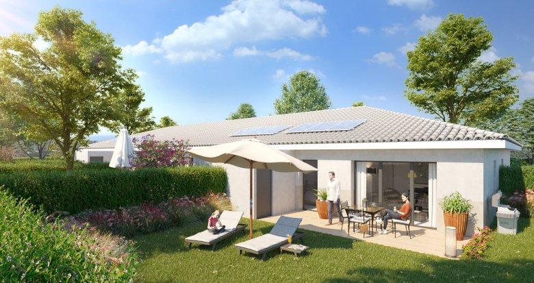 Achat / Vente programme immobilier neuf Villenave-d'Ornon quartier Pont-de-la-Maye (33140) - Réf. 2163