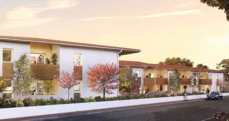 Achat / Vente programme immobilier neuf Villenave-d'Ornon quartier résidentiel (33140) - Réf. 2274