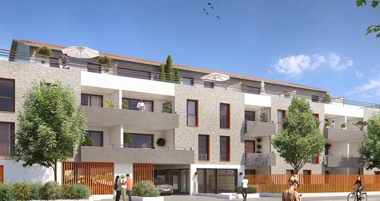 Achat / Vente programme immobilier neuf Villenave-d'Ornon quartier Saint Bris (33140) - Réf. 1896