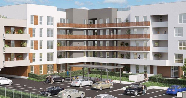Achat / Vente programme immobilier neuf Villenave d'Ornon terminus tram C (33140) - Réf. 2654