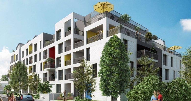 Achat / Vente programme immobilier neuf Villenave d'Ornon, à 800m Tram Pont de la Maye (33140) - Réf. 6139