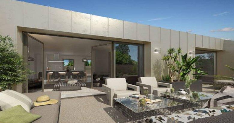 Achat / Vente programme immobilier neuf Villenave d'Ornon à deux pas du Parc Sourreil (33140) - Réf. 6000