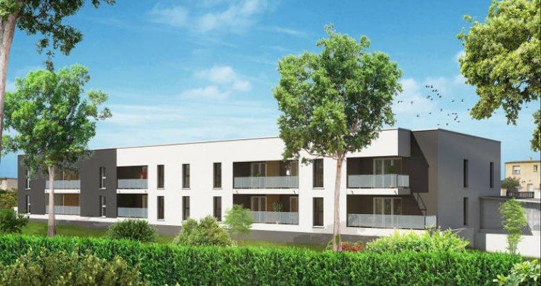 Achat / Vente programme immobilier neuf Villenave-d'Ornon proche lac de Versin (33140) - Réf. 5099