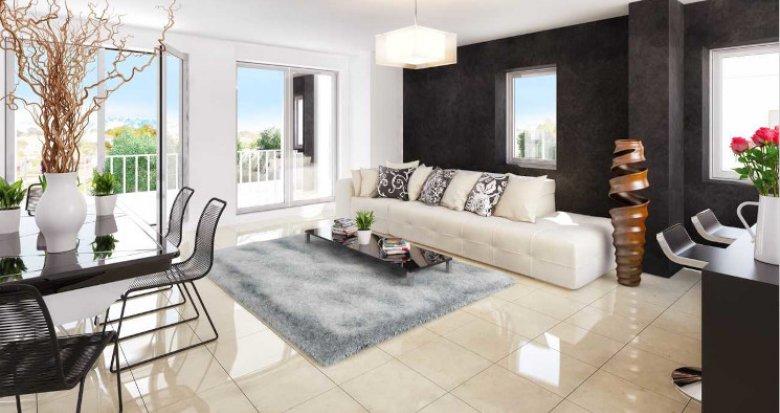 Achat / Vente programme immobilier neuf Villenave-d'Ornon proche tramway (33140) - Réf. 5048