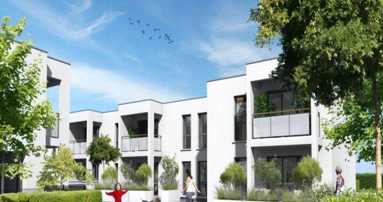 Achat / Vente programme immobilier neuf Villenave-d'Ornon quartier du Golf (33140) - Réf. 5659