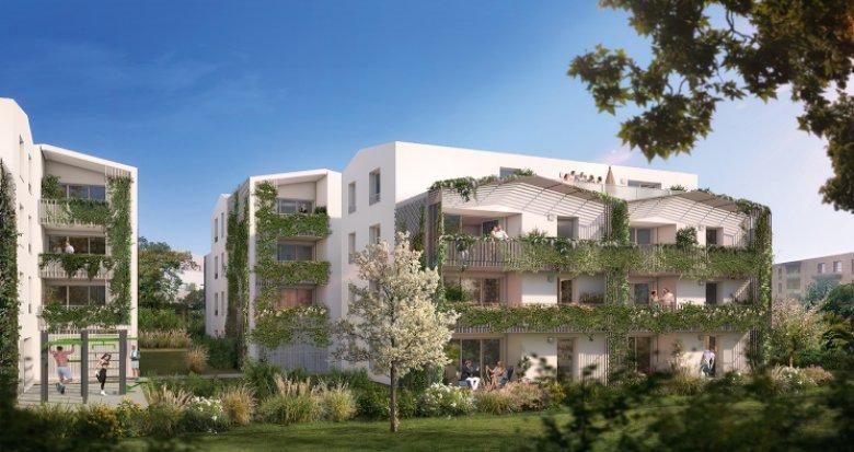 Achat / Vente programme immobilier neuf Villenave d'Ornon quartier du vieux bourg (33140) - Réf. 5128
